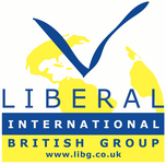 Liberal International British Group logo