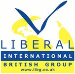 Liberal International British Group logo